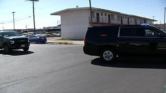 VP Visits El Paso Live Shot