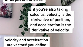 AP Physics 1 Tips