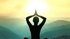 Cours yoga débutant session debout