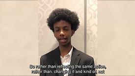 Student Testimonial - Ahmed Grade 11-2