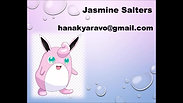 Jasmine Salters Commercial Demo