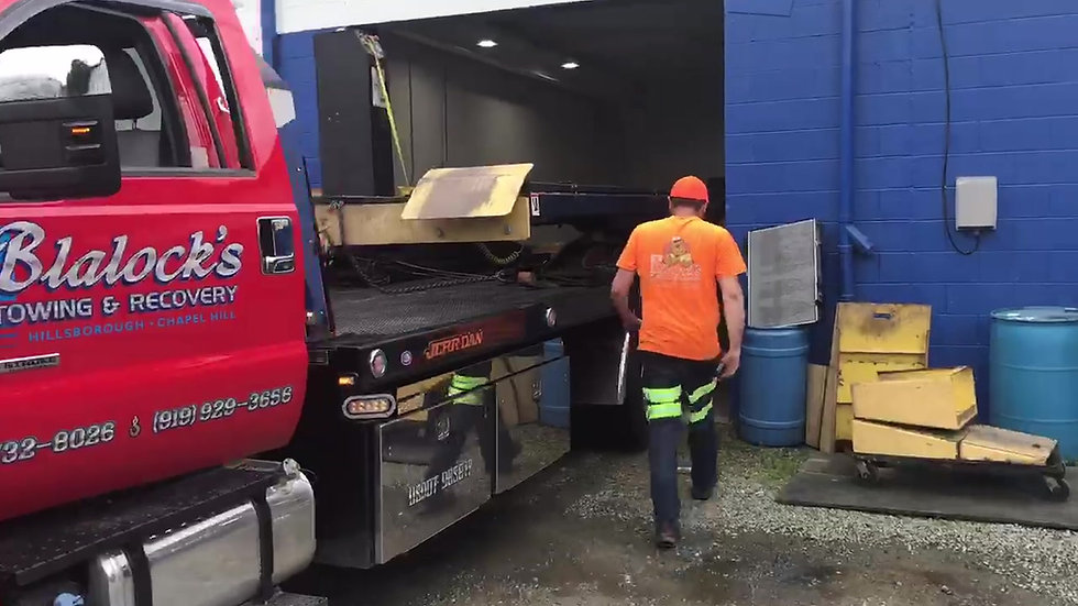 Moving the Lift Part 1