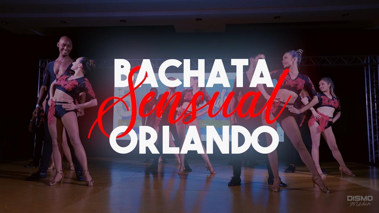 Bachata Sensual Orlando Luis y Andrea Team Performance at Bachataeando Miami Beach 20201