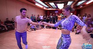 Ponte pa mi - DJ Tony Pecino & Vinny Rivera | Anastasia y Jovanny Bachata Dance @ DBF 2021