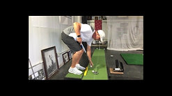 Angle of attack Putting