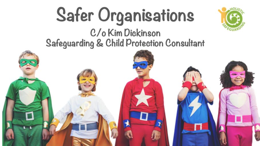 Bite-Size Webinar - Safer Organisations April 2021