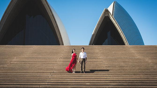 Hughes + Pamela (Sydney)