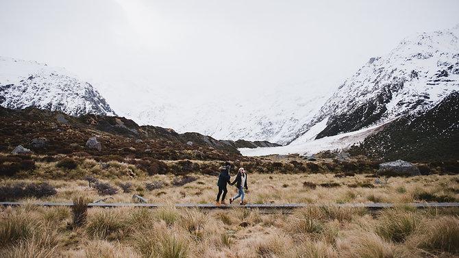 Julian + Liling (New Zealand)