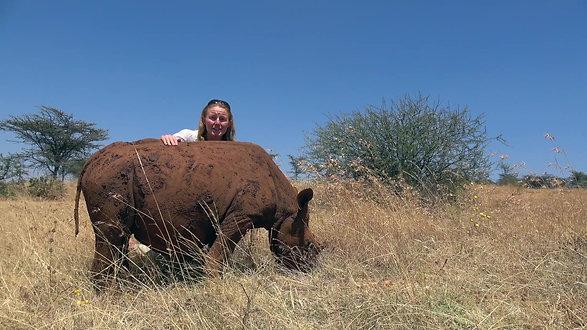 Meimei- Adventure for Rhinos