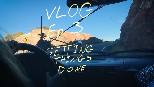 Short Film Post Production! -- vlog 3