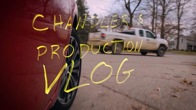 I made a film through Kickstarter! -- vlog 2