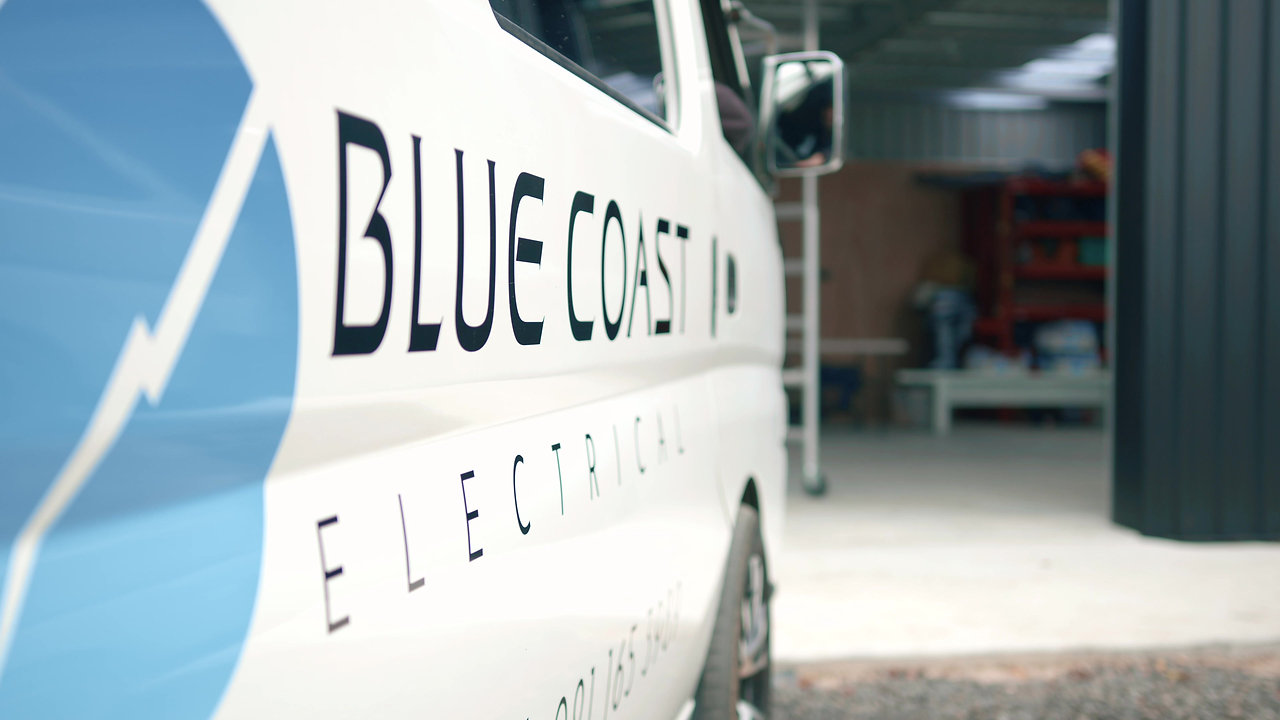 BLUE COAST ELECTRICAL