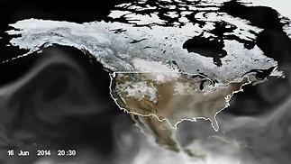 Lesson 3 NASA Water Vapor Visualization