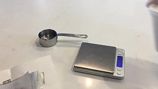Lesson 2 Video 5 Magnesium and Water Experiment