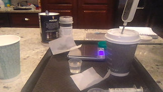 Lesson 2: Iron and Water Experiment