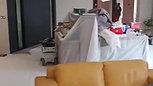 peinture par pulvérisation airless villa wp deco peinture