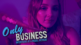 ONLY BUSINESS - Interviews at a Model Retreat