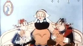 The Headless Horseman - 1934 Cartoon