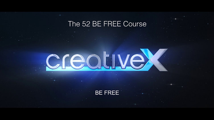 The 52 BE FREE Course