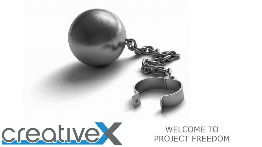 WELCOME TO PROJECT FREEDOM
