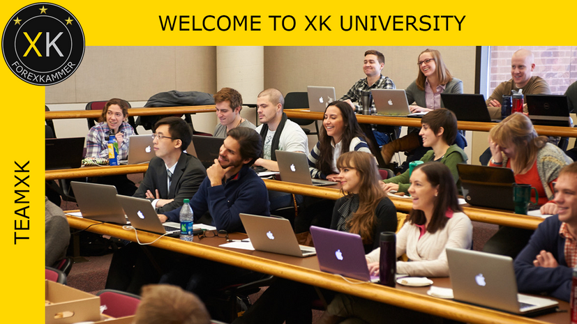 WELCOME TO XK UNIVERSITY
