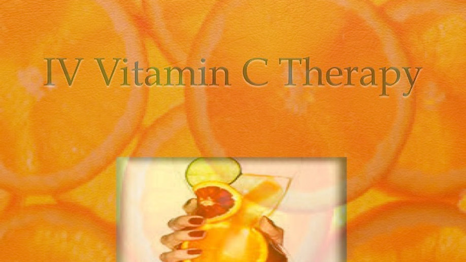 I.V Vitamin Therapy Clinic High Dose Vitamin C Riordan Clinic Videos IV Vitamin C