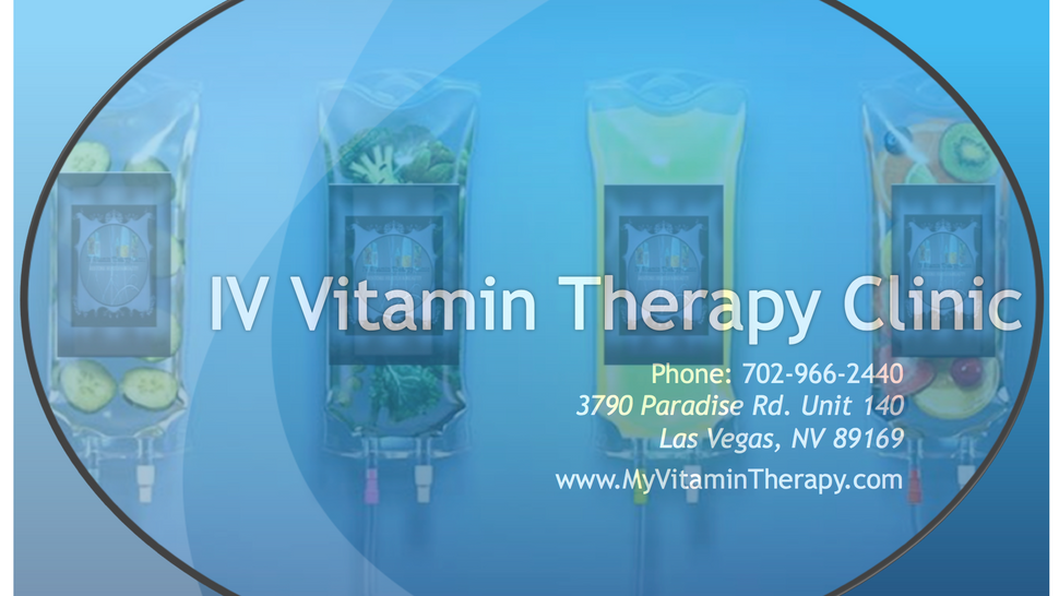 IV Vitamin Therapy Clinic