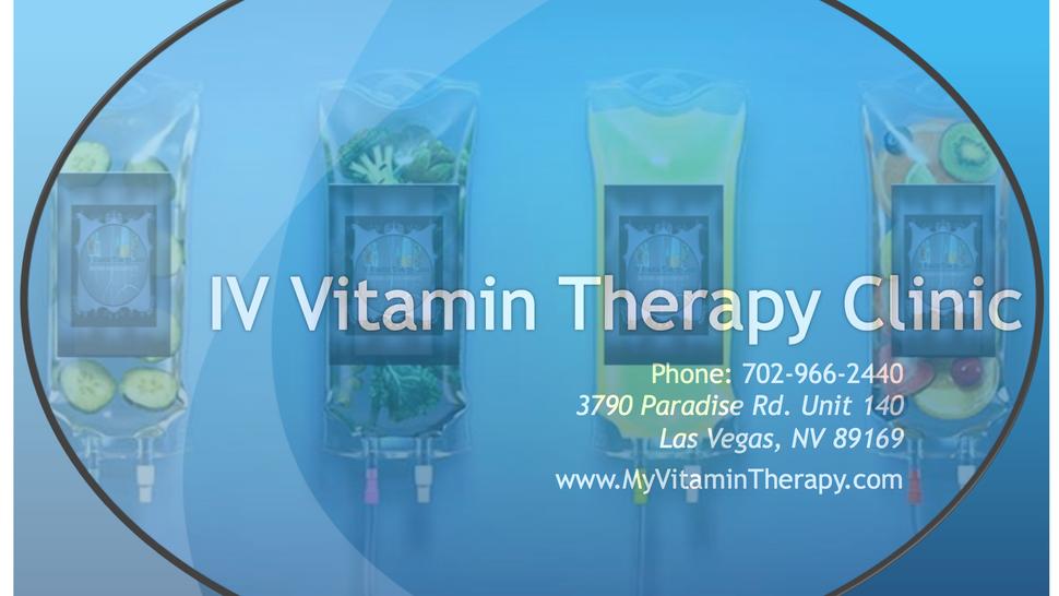 IV Vitamin Therapy Clinic