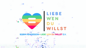 Liebe wen Du willst - Robin Henderson - Lyrics Video