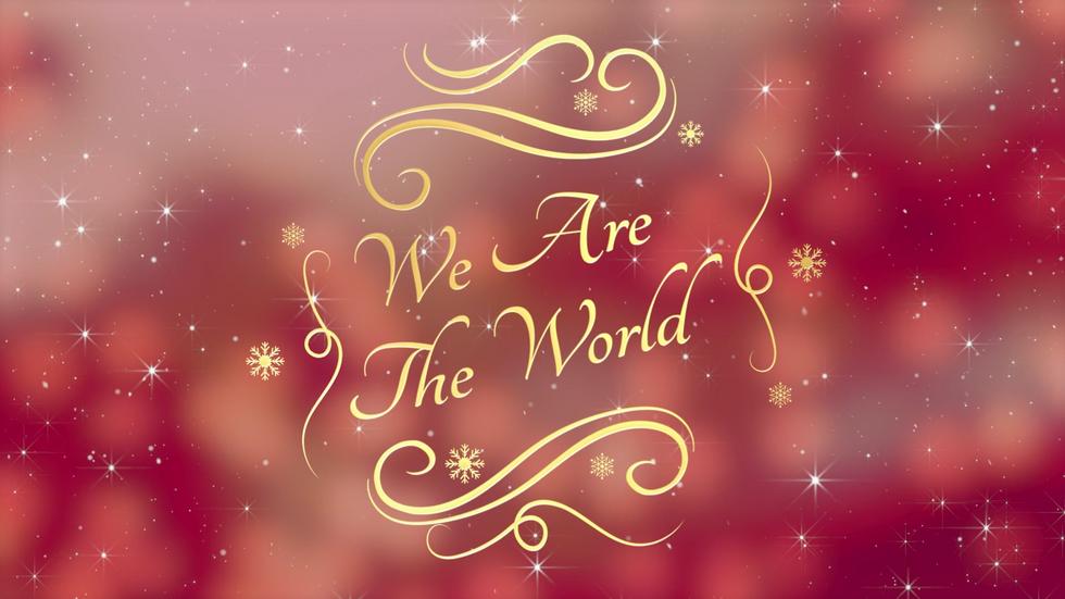 We Are The World - x-media allstars