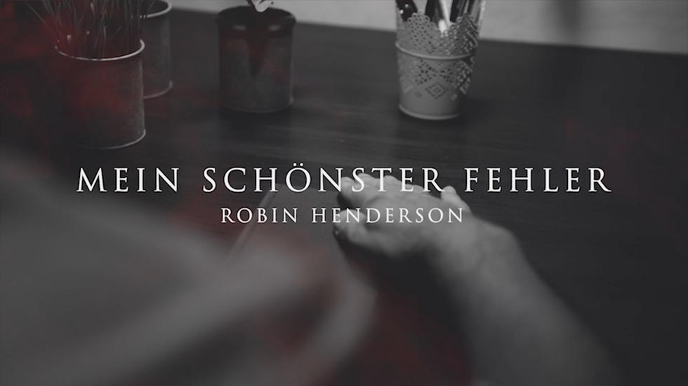 Mein schönster Fehler - Robin Henderson