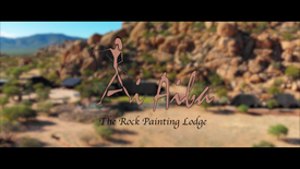 AiAiba The Rock Painting Lodge - Namibia