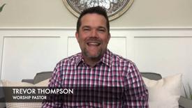 Devotion with Trevor Thompson - 4.8.20