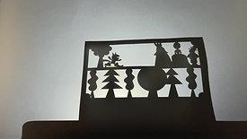 Der gestiefelte Kater - Schattentheater