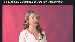 8.非局在的コミュニケーションと量子もつれ