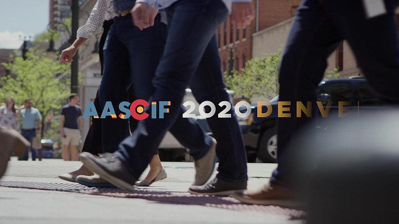 AASCIF 2020 Denver Video