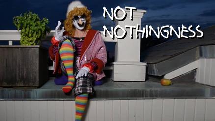 Not Nothingness