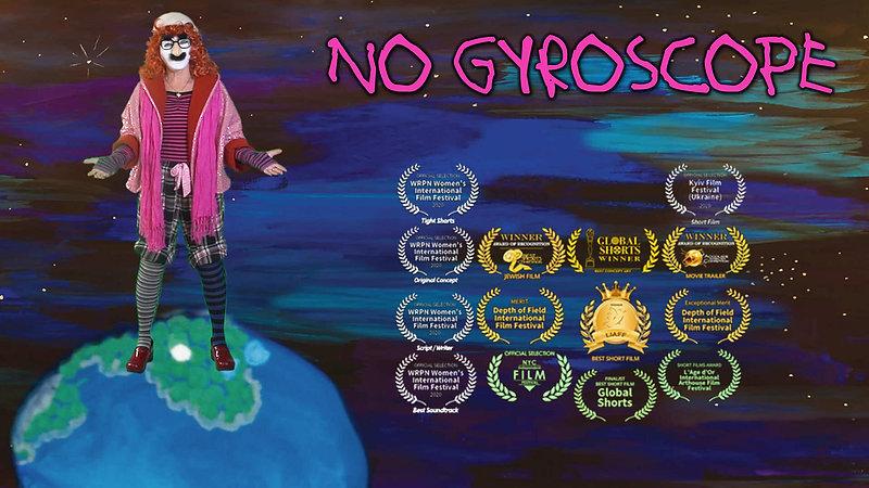 No Gyroscope