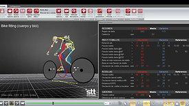 Cycling 3DMA protocolo bici ciclista