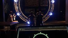 The most accurate Stargate replica ever made! SG1:1 project. SGA version in London!