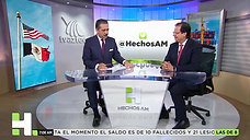 TV Azteca T-Mec y visita de Trump