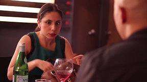 Neurotic Woman Date/ Unassuming Male Date