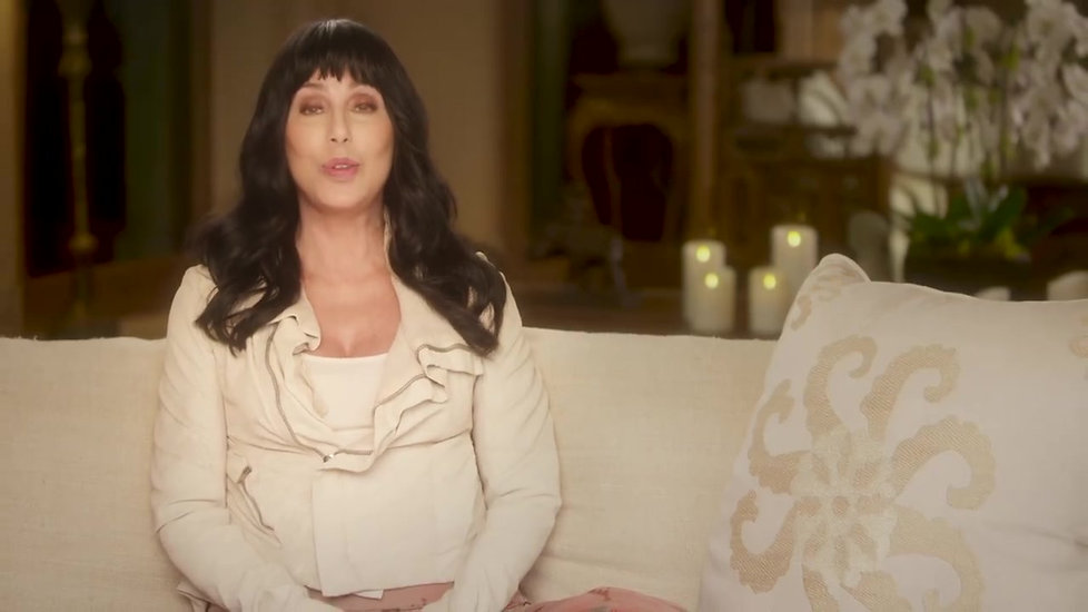 Cher on the Free The Wild vision