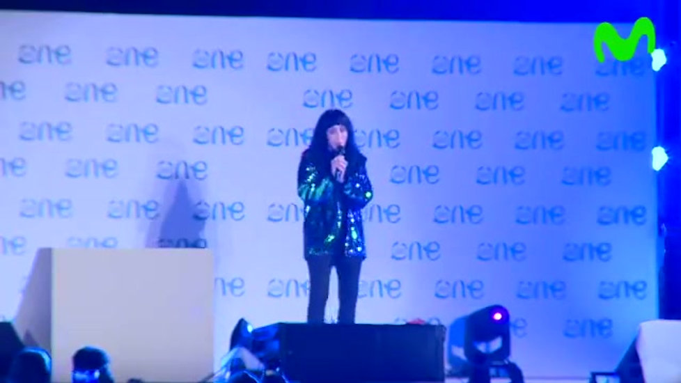 Exclusive song for Free The Wild, performed by Cher at the One Young World Summit 2017.