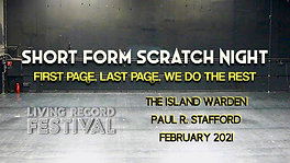 The Island Warden - Paul R Stafford