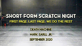 Death Machine - Mark Sarll Jr.