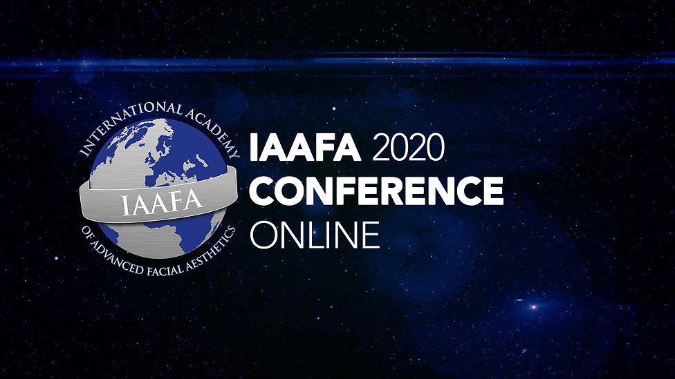 IAAFA Online Conference 2020