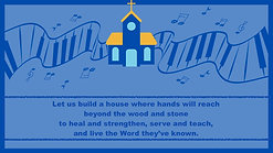 "Hymn of the Week: ""Let Us Build a House (All are Welcome)"""
