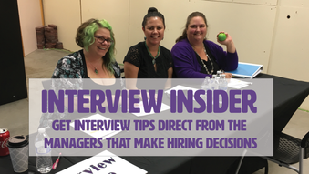 2. What are your best interview tips?