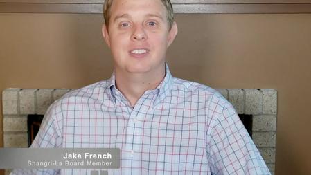 Jake French Board Recruitment Message